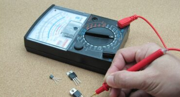 How To Discharge A Capacitor With A Multimeter