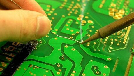 How To Re-Solder A Wires To Circuit Board