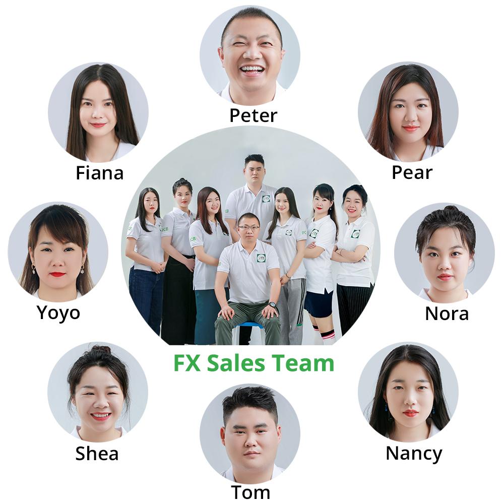 fx sales team